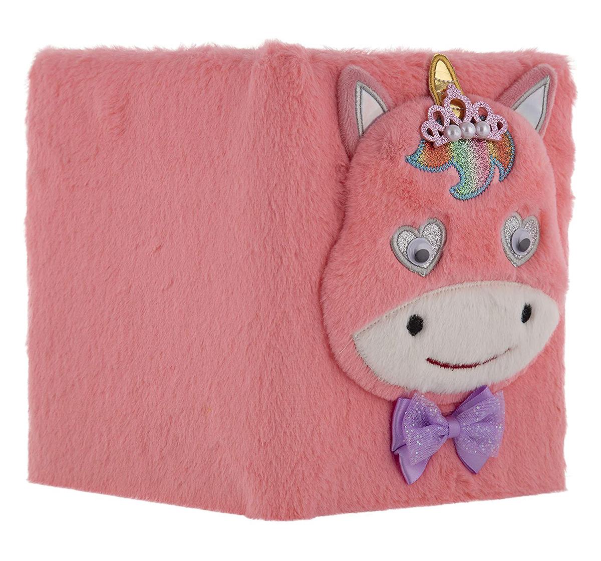 Mirada | Mirada Princess Bella Plush Study & Desk Accessories for Kids age 3Y+ (Pink)