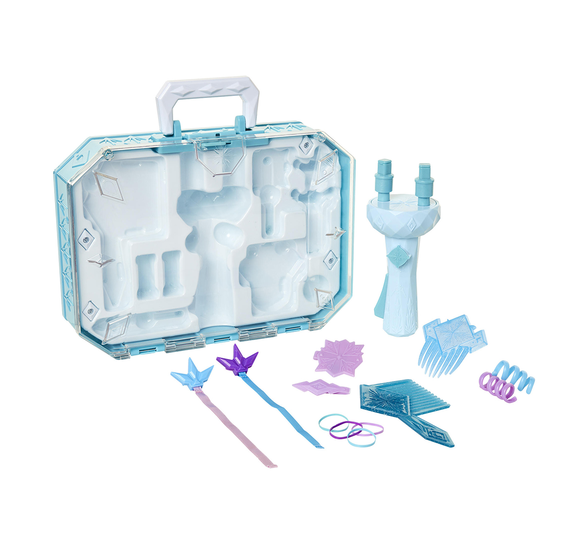 Disney | Disney Frozen 2 Elsa'S Enchanted Ice Accessory Set Toileteries and Makeup for Girls age 3Y+