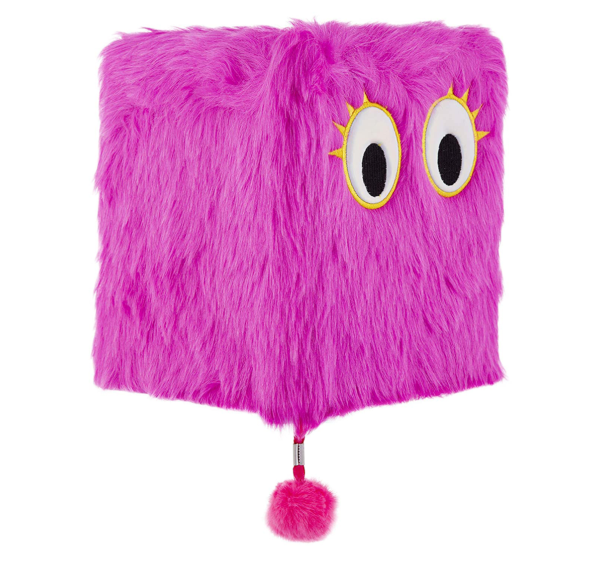 Mirada | Mirada  Fluffy Plush Study & Desk Accessories for Kids age 3Y+ (Pink)