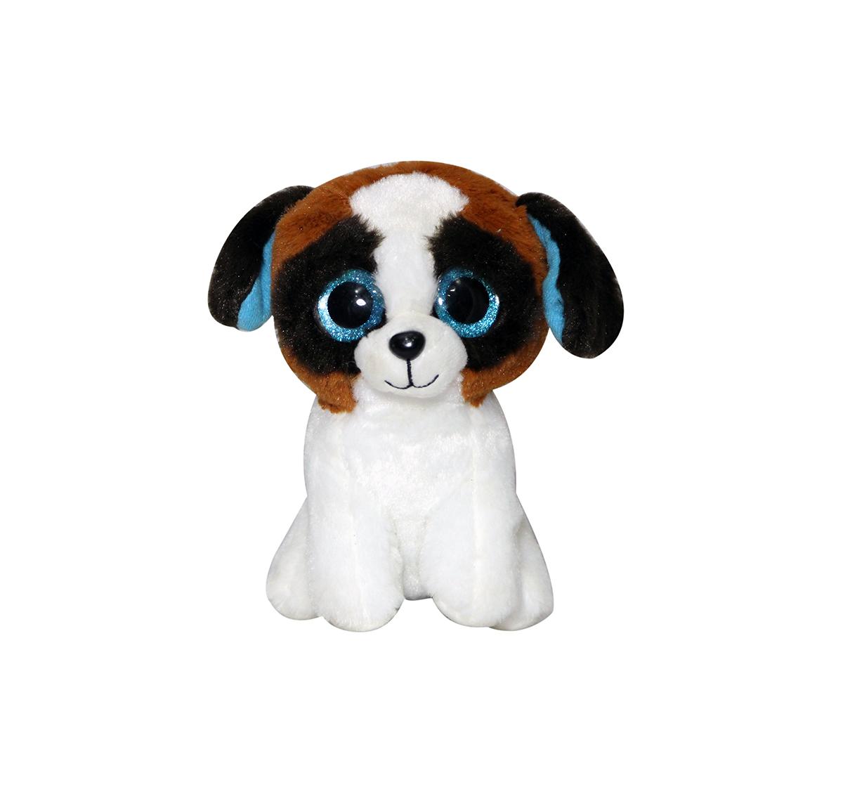 Soft Buddies | Softbuddies Big Eye Dog  Quirky Soft Toys for Kids age 3Y+ - 20 Cm (Brown)
