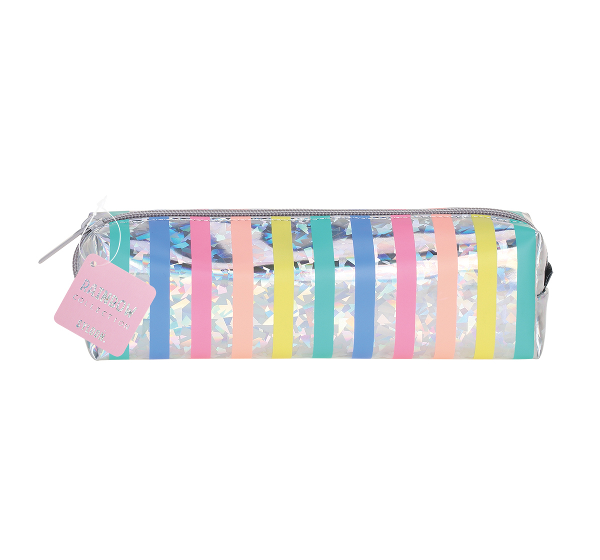 Syloon   Syloon Rainbow - Holo Pu Pencil Pouch Pencil Pouches & Boxes for Kids age 5Y+