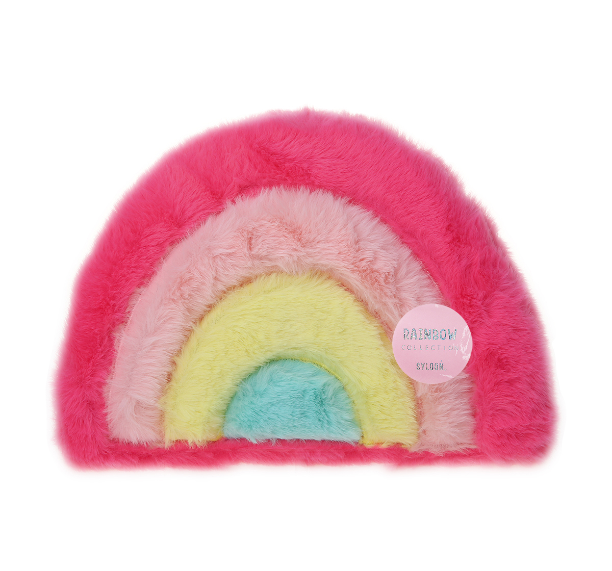 Syloon   Syloon Rainbow - Plush Notebook Study & Desk Accessories for Kids age 5Y+
