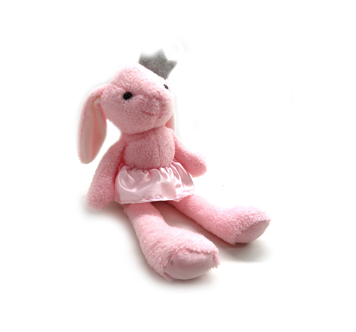 Fuzzbuzz | Fuzzbuzz Rabbit Soft Plush Toy - Pink - 40Cm Quirky Soft Toys for Kids age 0M+ - 10 Cm (Pink)