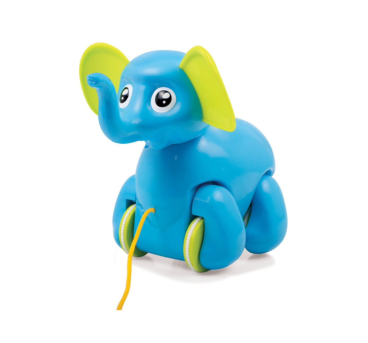 Giggles    Giggles Alphy The Elephant Early Learner Toys for Kids age 12M+ (Blue)