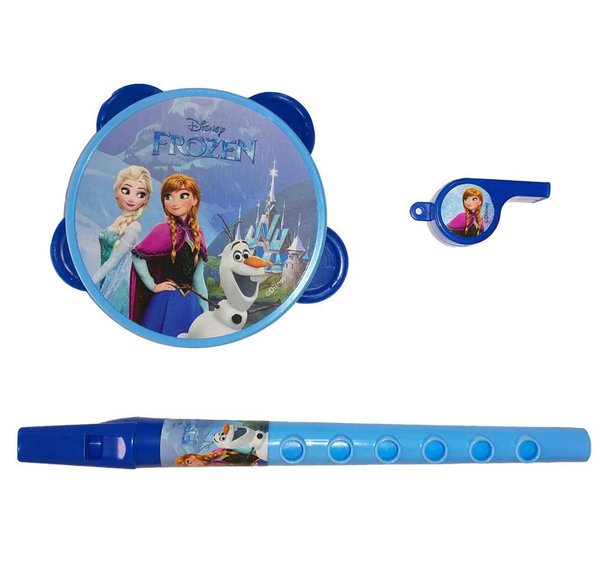 Disney | Disney Pocket Money Frozen Musical Instrument Set, Unisex, 4Y+ (Multicolor)
