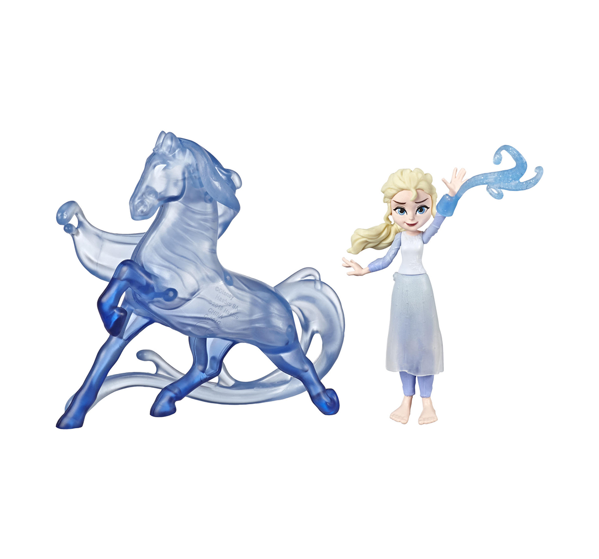 My Little Pony | Disney Elsa Doll And Nokk Figure Assorted Dolls & Accessories for Girls age 3Y+