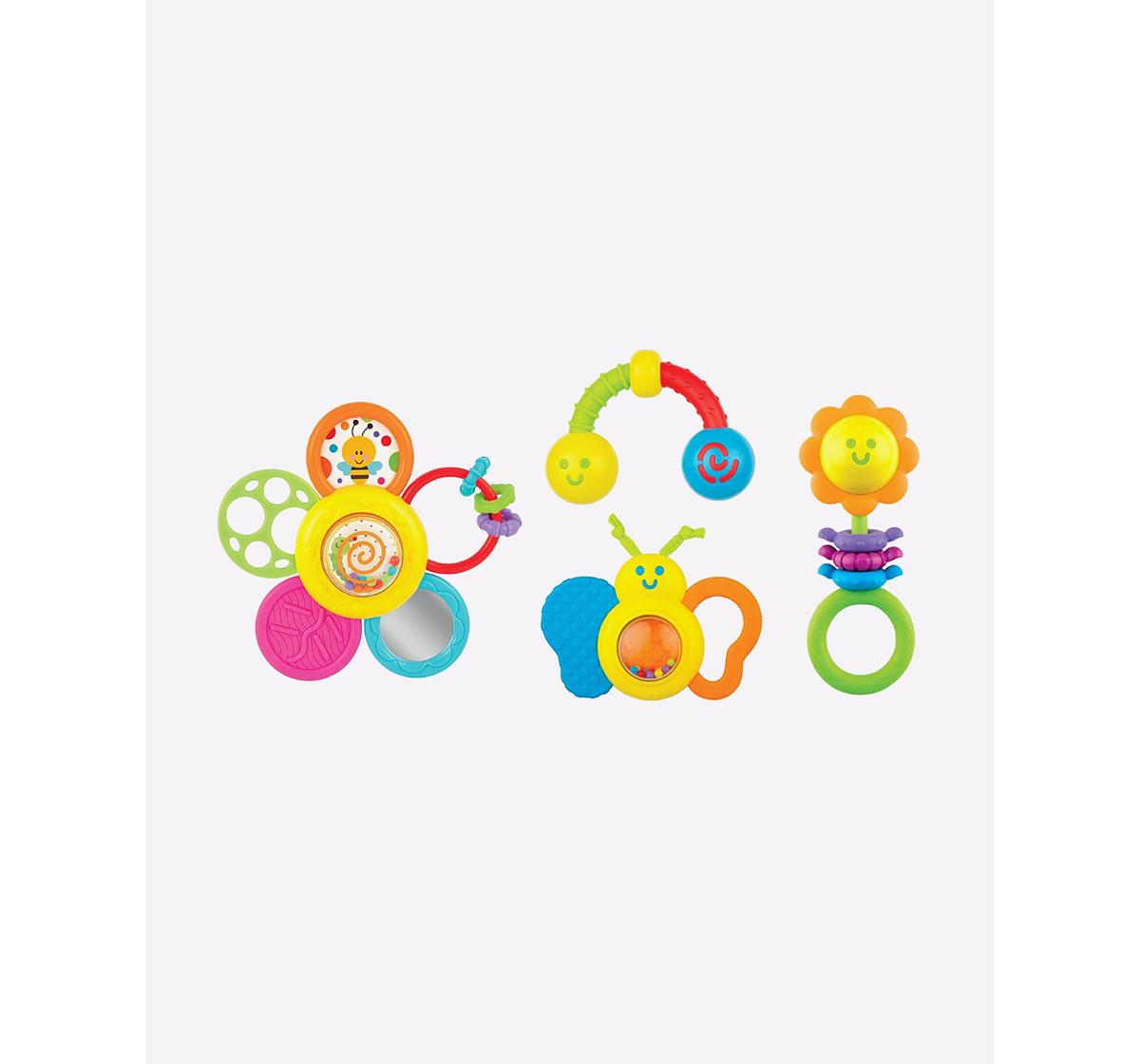 WinFun | Winfun Gardenpals Rattle Giftset New Born for Kids age 0M+