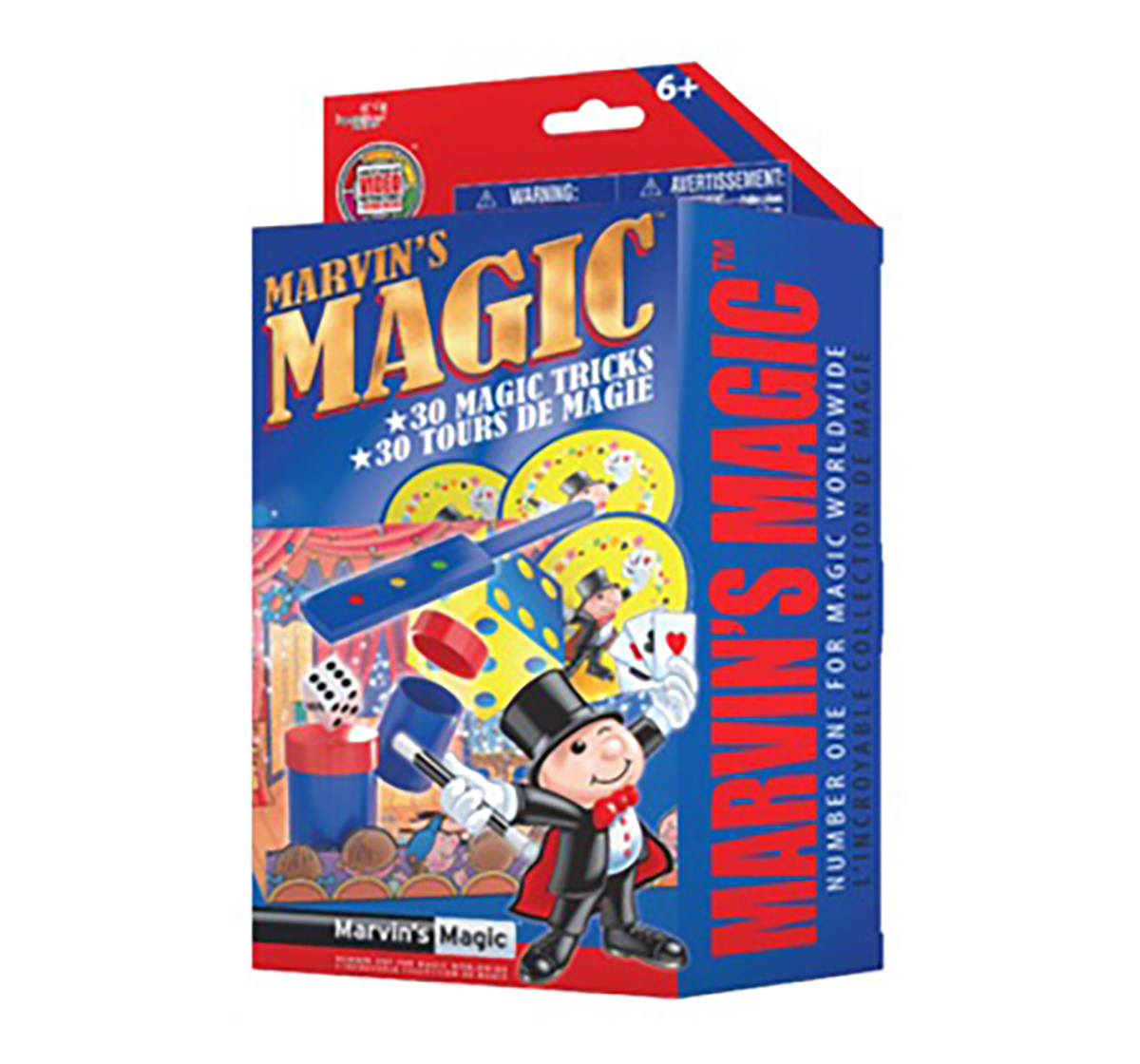 Marvin's Magic | Marvin'S Magic Made Easy 30 Tricks Set 3 Impulse Toys for Kids age 6Y+