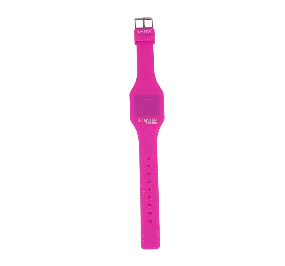 Hamster London | Hamster London Glitter Watch for Girls age 3Y+ (Pink)