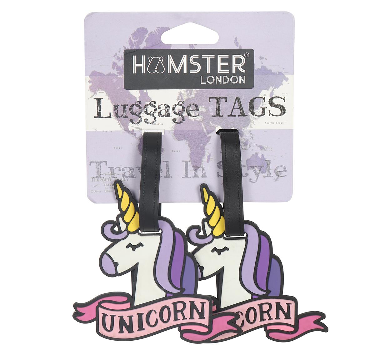 Hamster London | Hamster London Luggage Unicorn, 6Y+