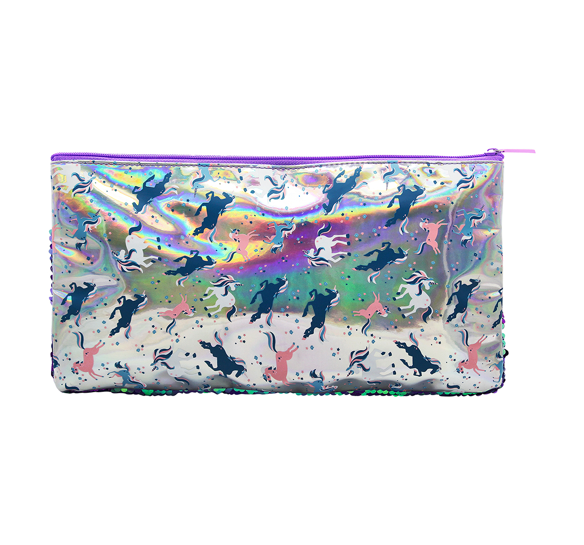 Hamster London | Hamster London Unicorn Sequin Pouch for Girls age 3Y+ (Purple)