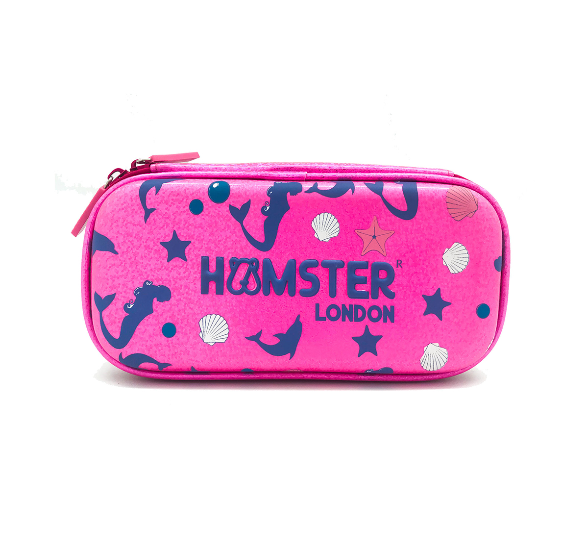 Hamster London   Hamster London Small Mermaid Stationery Hardcase for Girls age 3Y+ (Pink)
