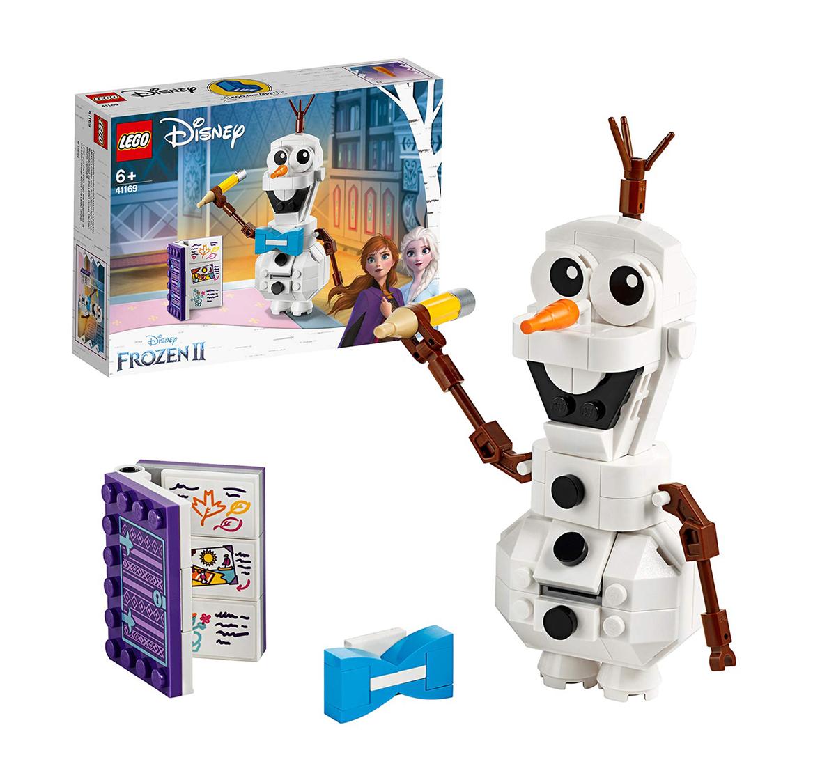 LEGO | Lego Disney Frozen 2 Olaf 41169 Blocks for Kids age 6Y+