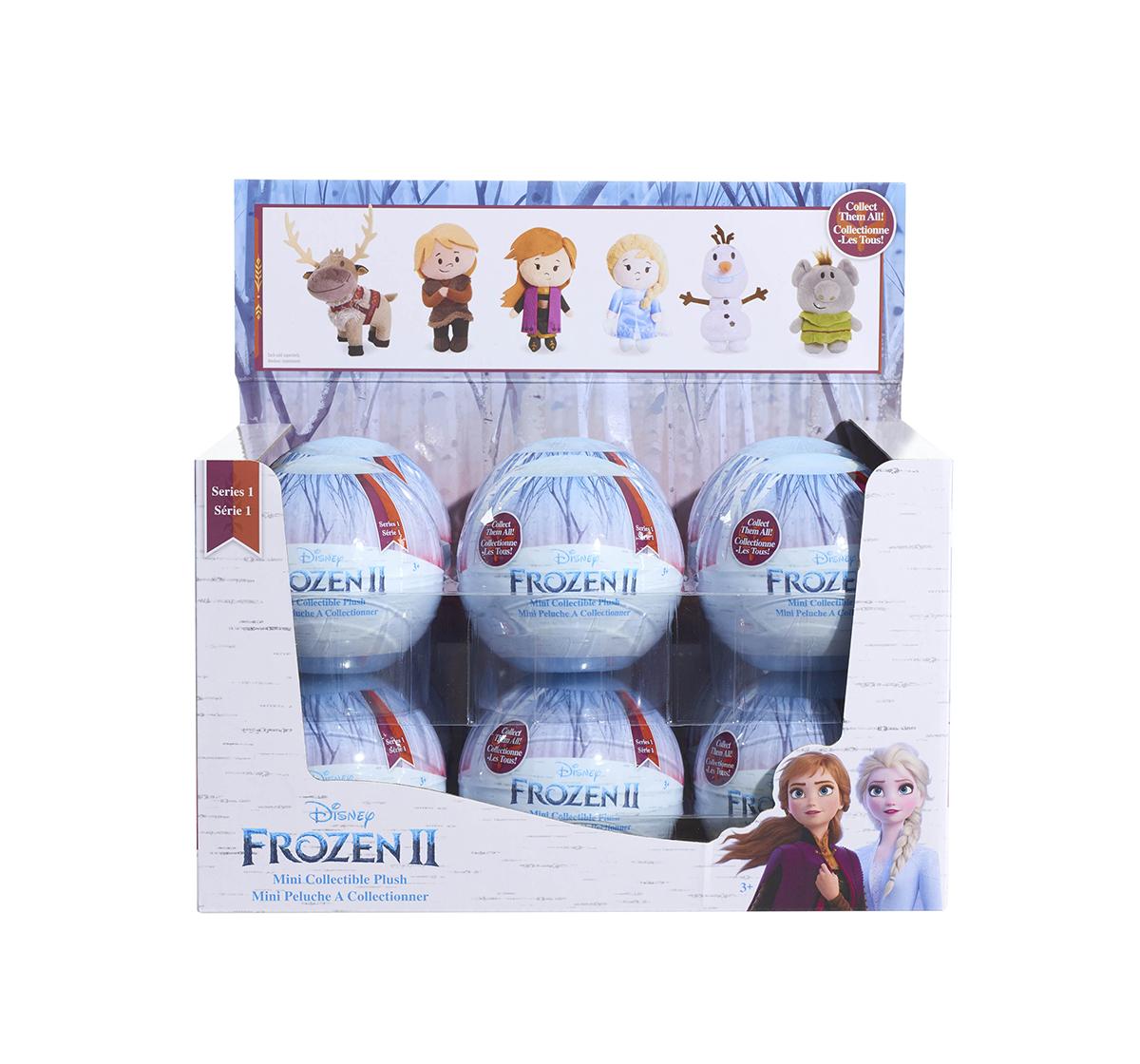 Disney   Disney Frozen2 Mini Capsule Plush Character Soft Toys for Girls age 5Y+ - 10.16 Cm
