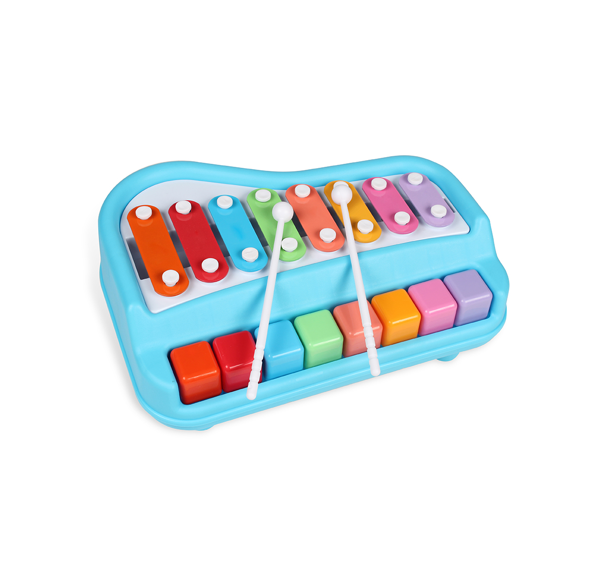 Shooting Star | Shooting Star Xylophone Piano Set for Kids age 18M + (Blue)