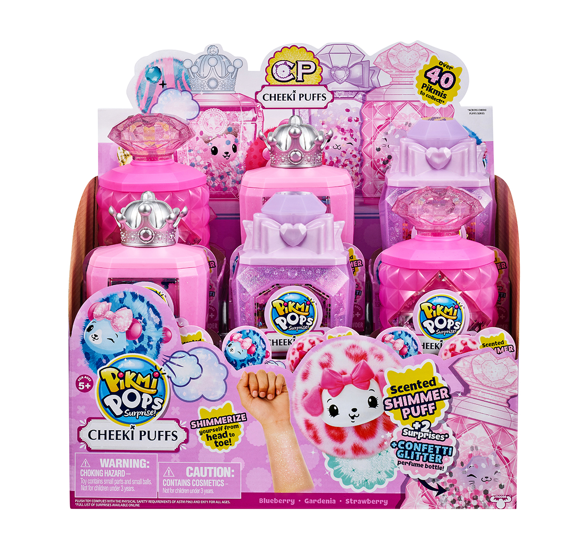 Pikmi Pops | Pikmi Pops Cheeki Surprise Pack Novelty for Girls age 5Y+ - 9.5 Cm