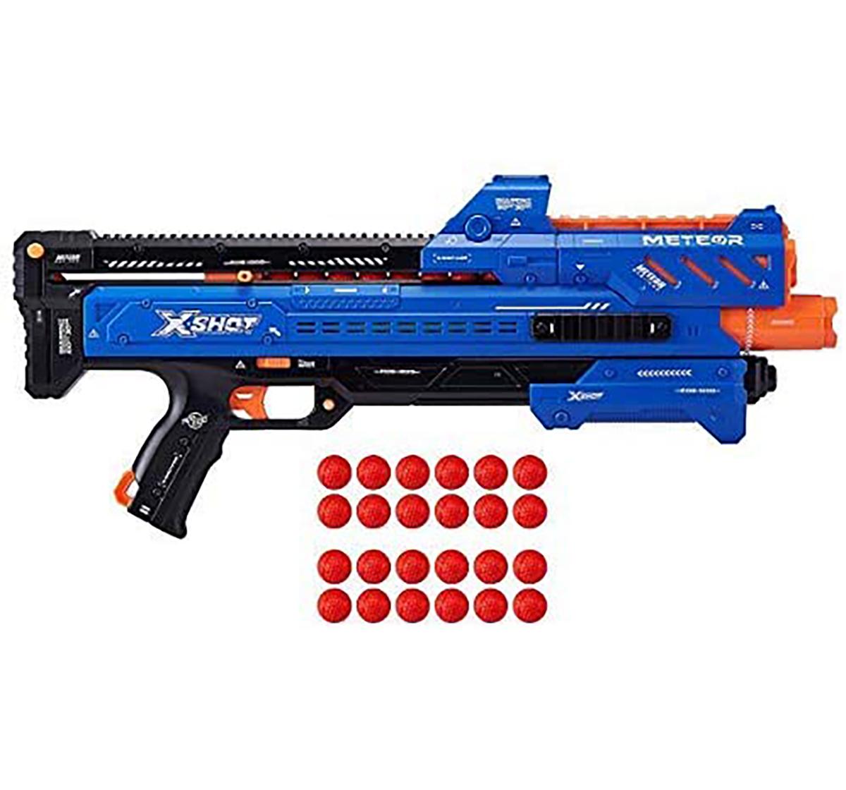 X-Shot | X-Shot Chaos Orbit Blaster with 24 Dart Ball Blasters for Kids age 14Y+