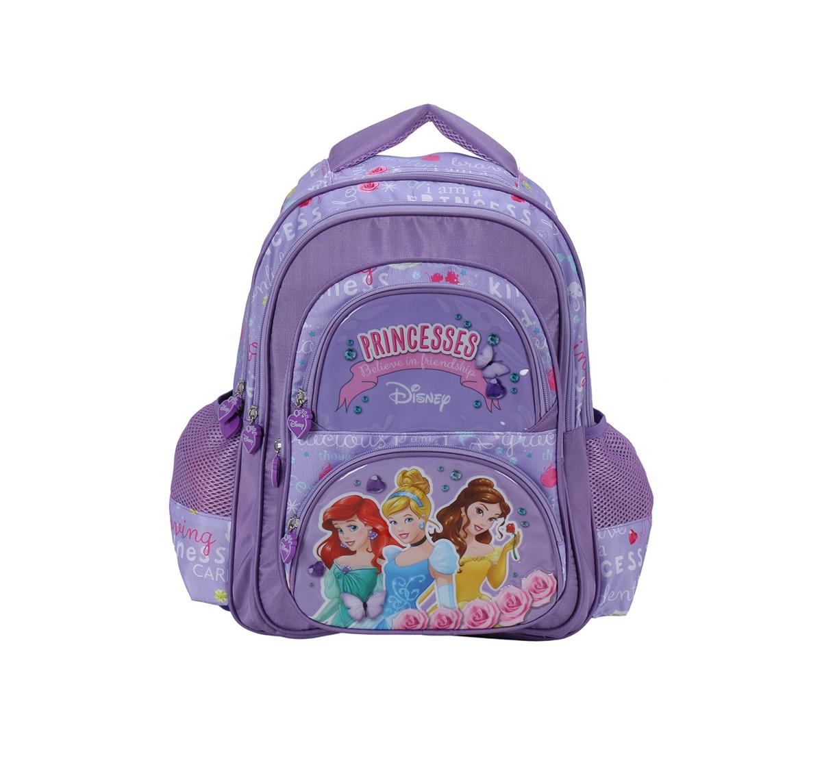 "Disney | Disney Princess Believe In Friendship 16"" Backpack Bags for Girls age 3Y+"