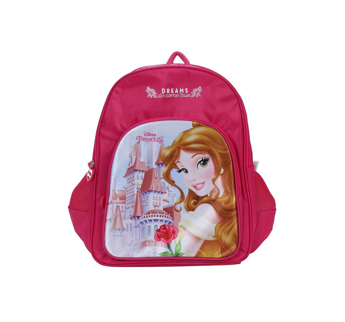 "Disney   Disney Princess Castle 18"" Backpack Bags for Girls age 3Y+"