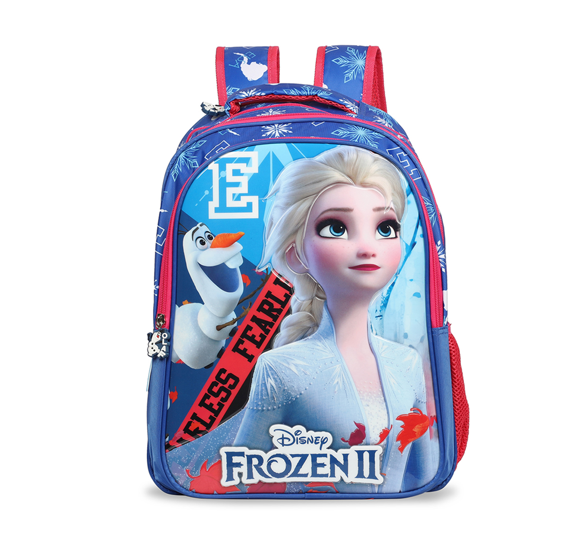 Disney | Disney Frozen2 Elsa Hood School Bag 41 Cm Bags for Girls age 7Y+