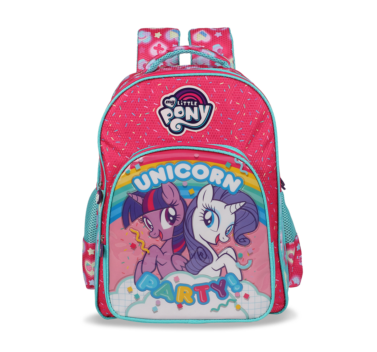 My Little Pony | My Little Pony My Little Pony Unicorn Party School Bag 36 Cm Bags for Girls age 3Y+ (Pink)