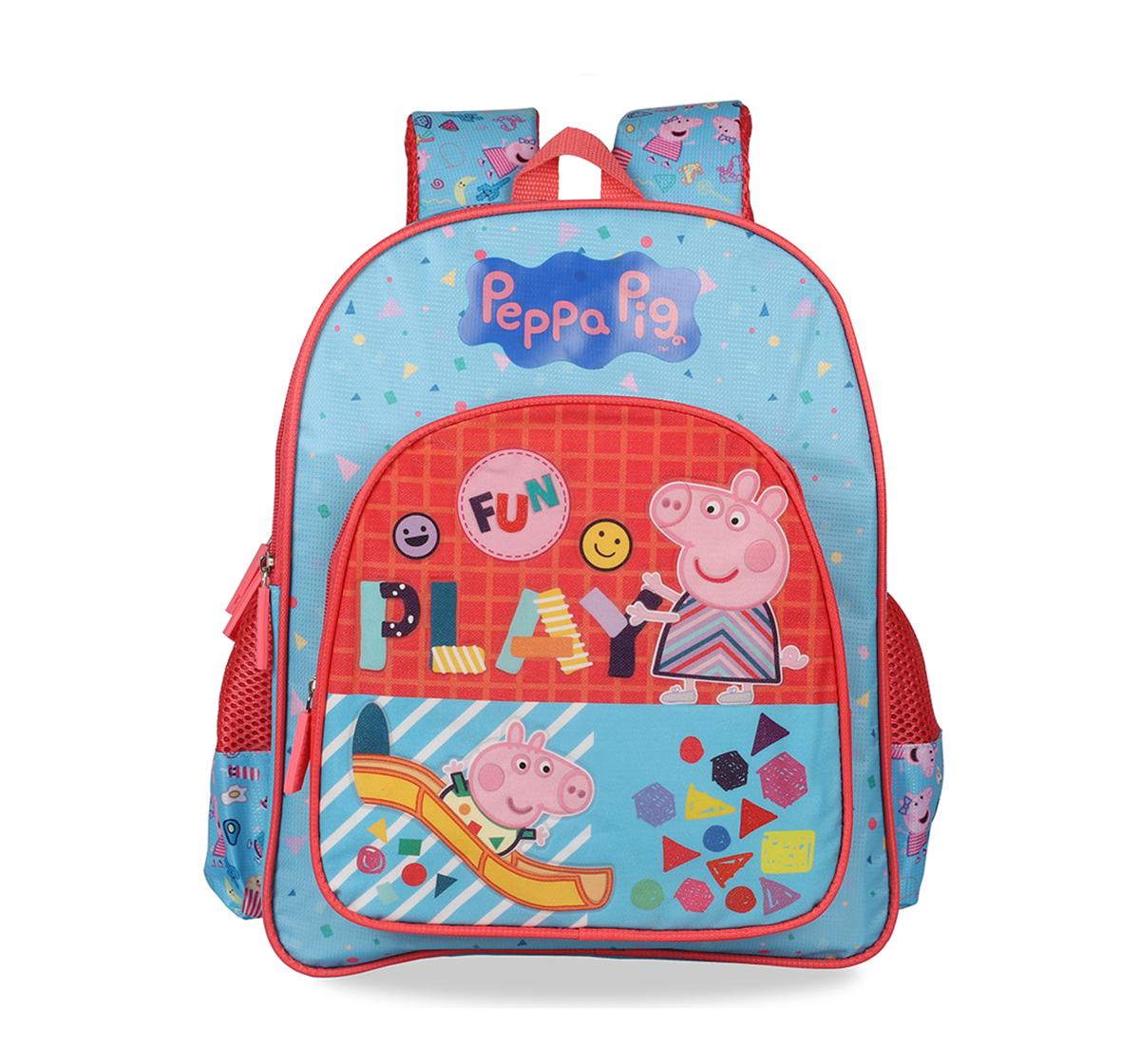 Peppa Pig |  Peppa Pig Fun Play School Bag 41 Cm for Kids age 7Y+