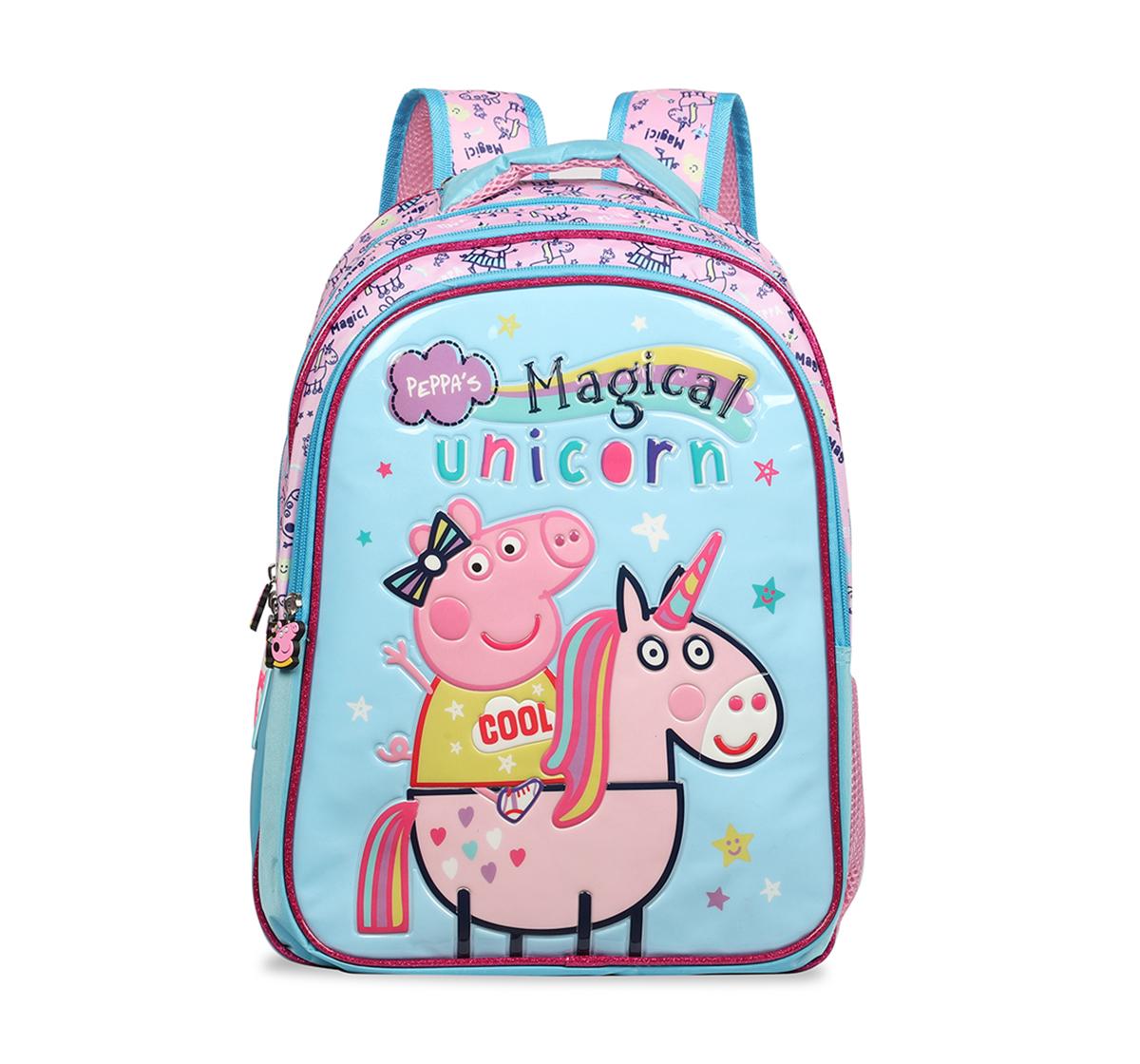 Peppa Pig |  Peppa Pig Hood School Bag 41 Cm  for Kids age 7Y+