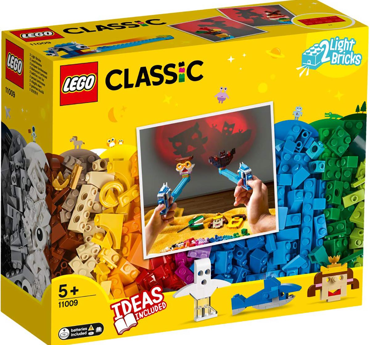 LEGO   Lego 11009 Bricks And Lights Blocks for Kids age 5Y+