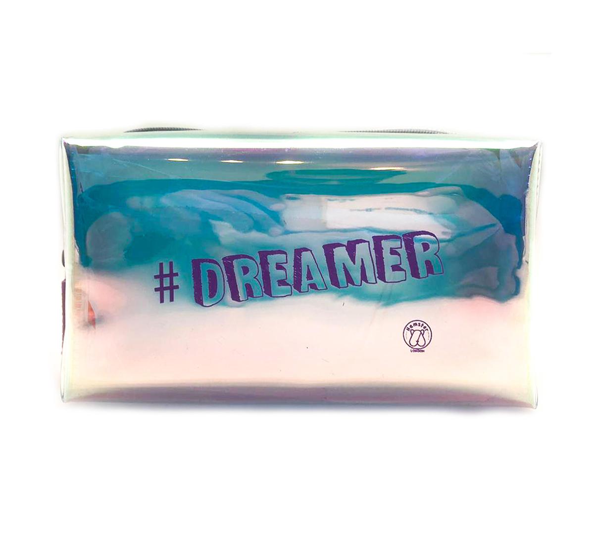 Hamster London | Hamster London Dreamer Pouch for Girls age 3Y+ (Purple)