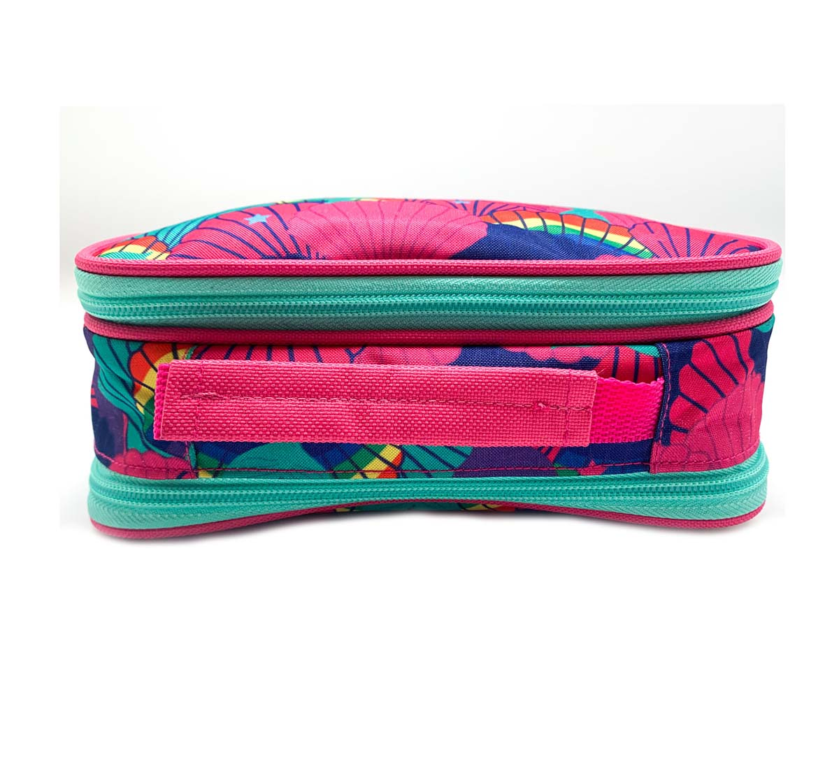 Hamster London   Hamster London Straight Fire Pencil Case Mermaid Bags for Girls Age 3Y+ (Pink)