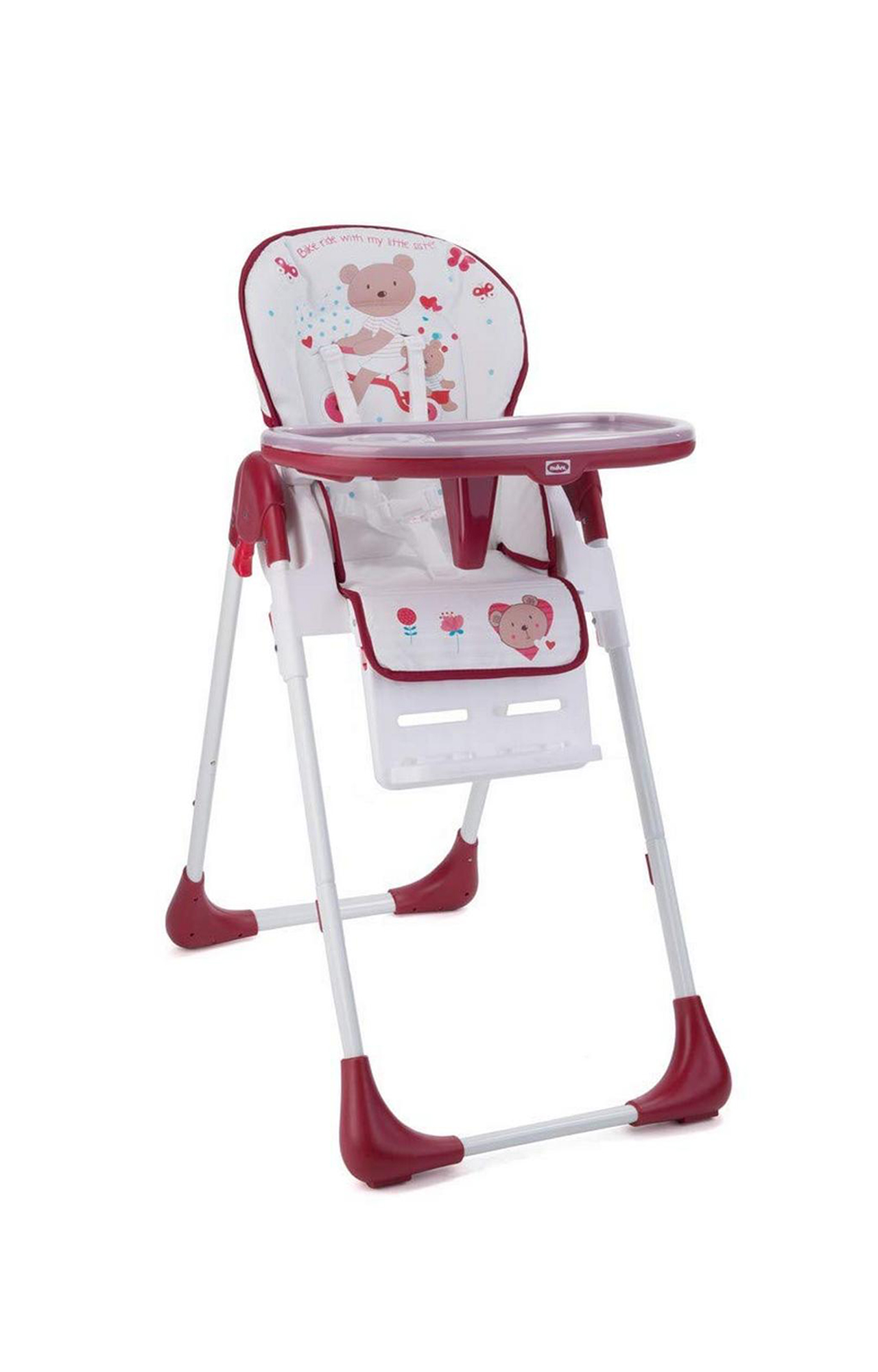 Mothercare   Nuluv Baby High Chair Jam