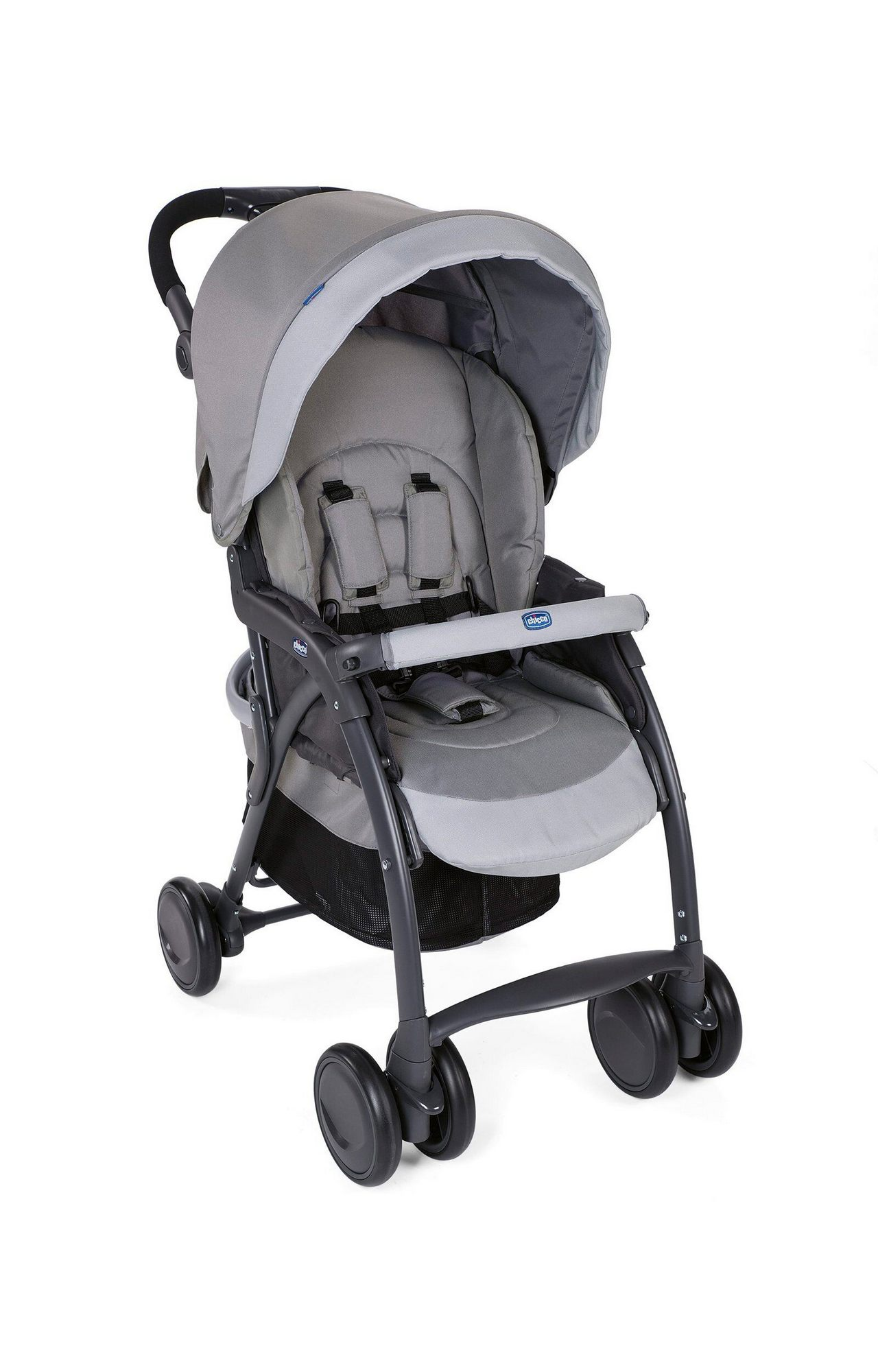 Mothercare   Chicco Simplicity Plus Baby Stroller Blue