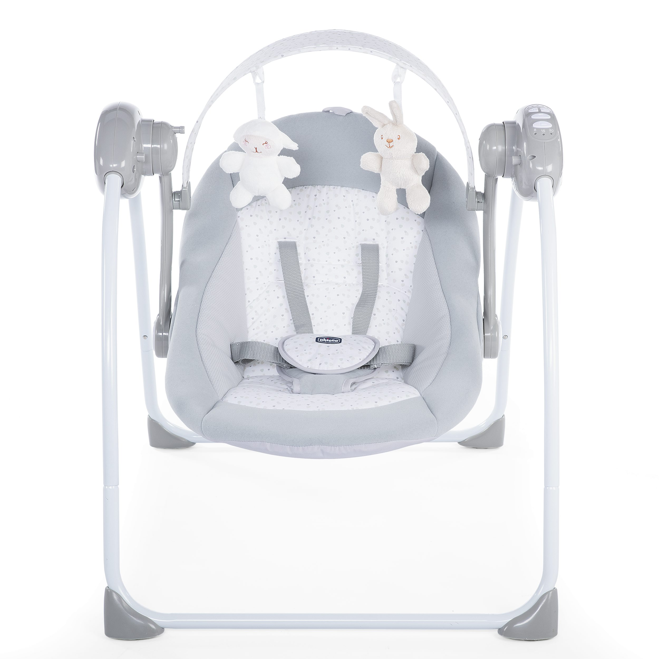 Mothercare | Chicco Swing - Relax&Play Cool Grey