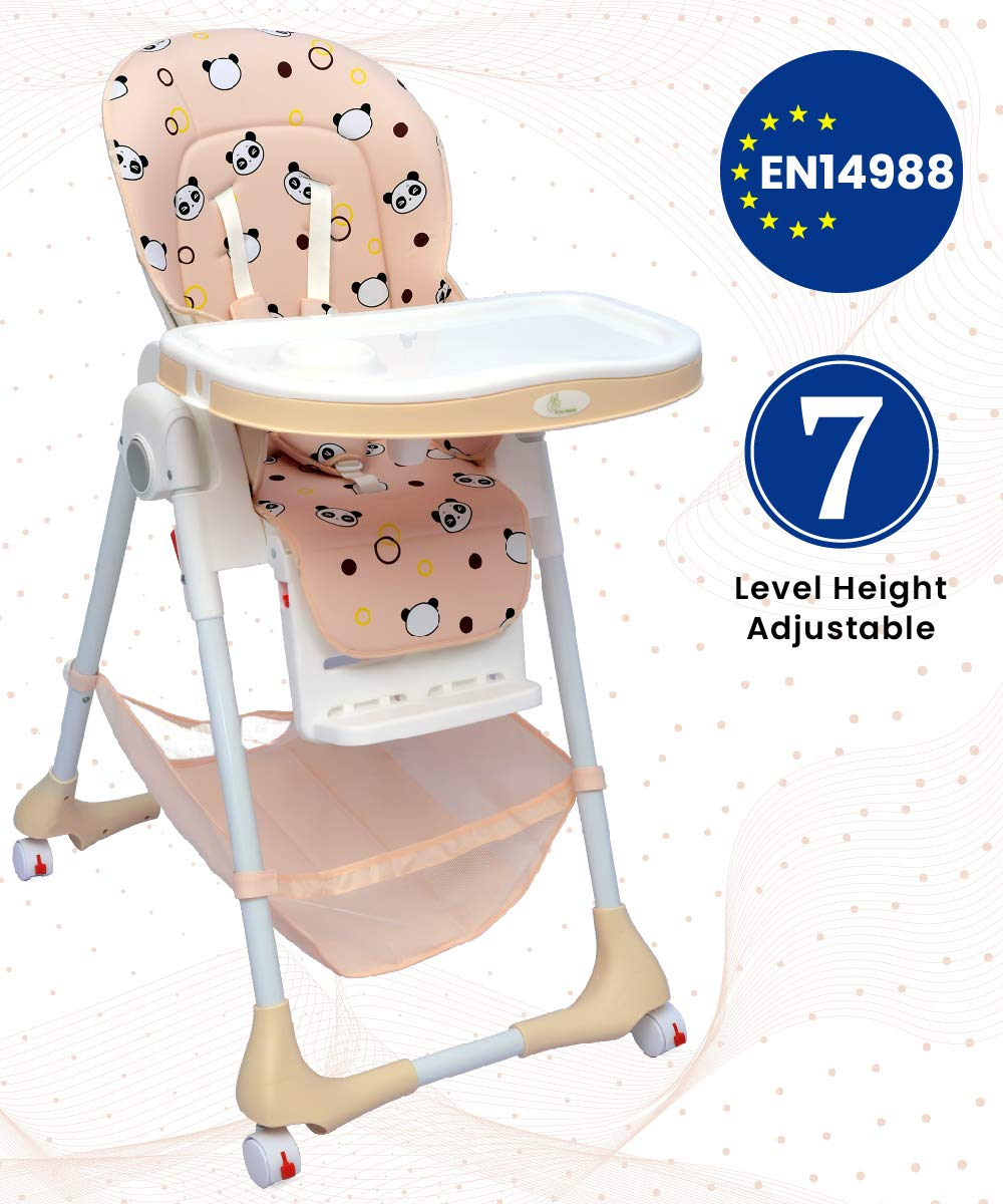 Mothercare | R For Rabbit Marshmallow Baby High Chairs Blue