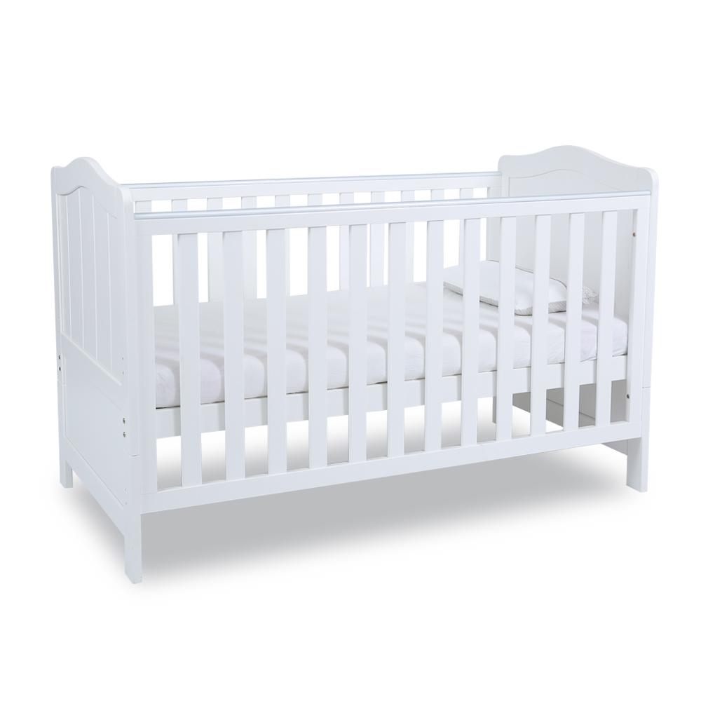 Mothercare | Papacare Addington Cot Bed White