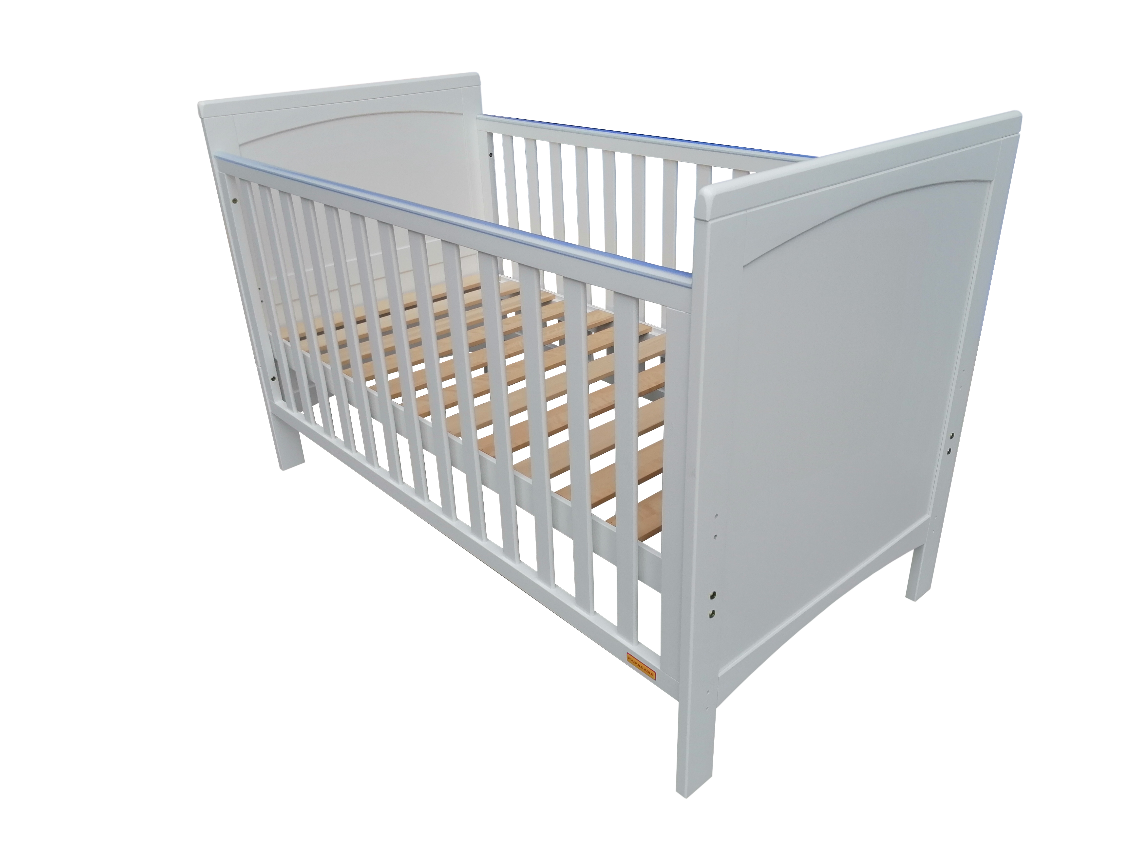 Mothercare | Papacare Ives Cotbed White