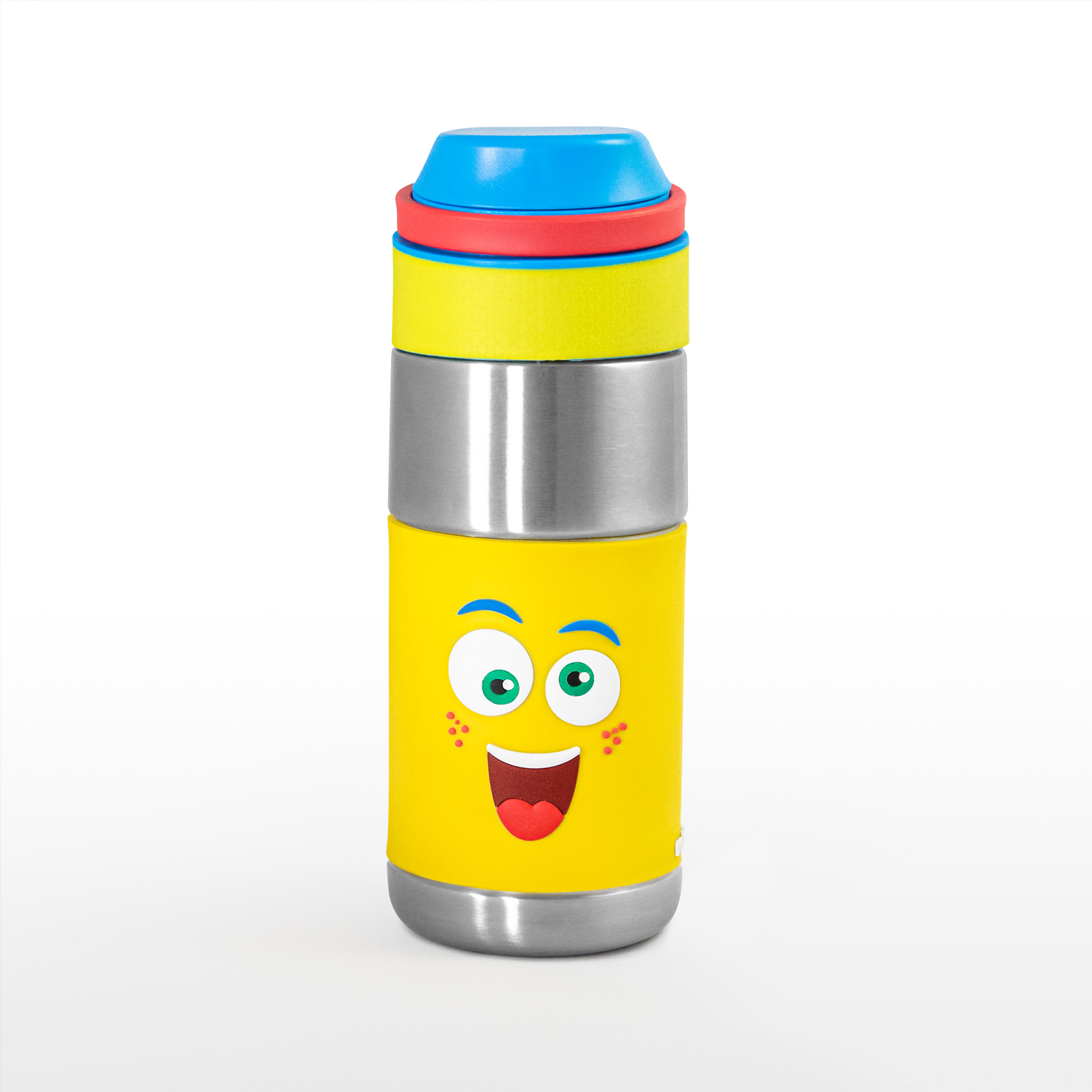 Mothercare | Rabitat Clean Lock Insulated Stainless Steel Bottle - Mad Eye