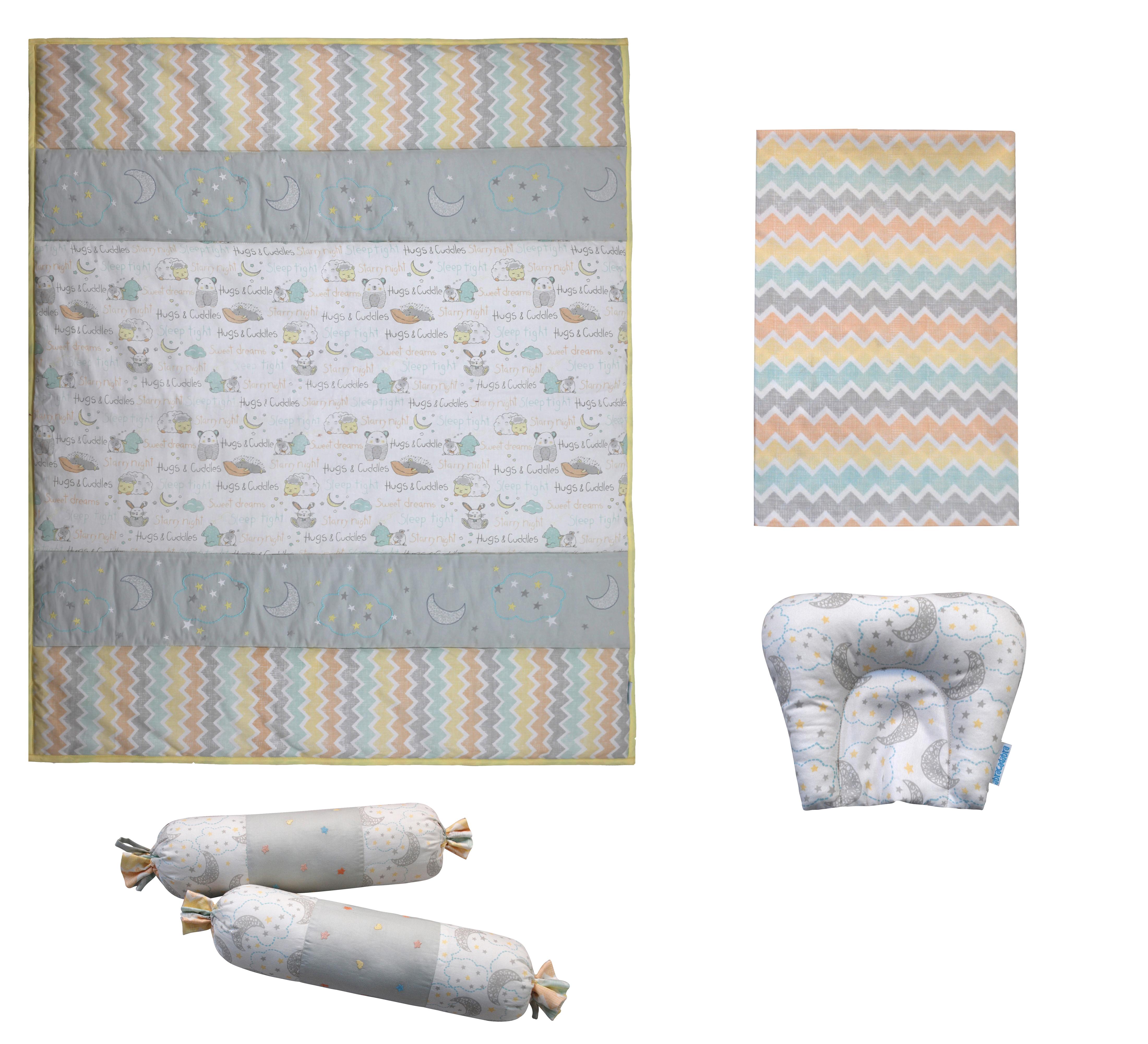 Mothercare | Abracadabra 5 Piece Cot Bedding Set - Sleepy Friends