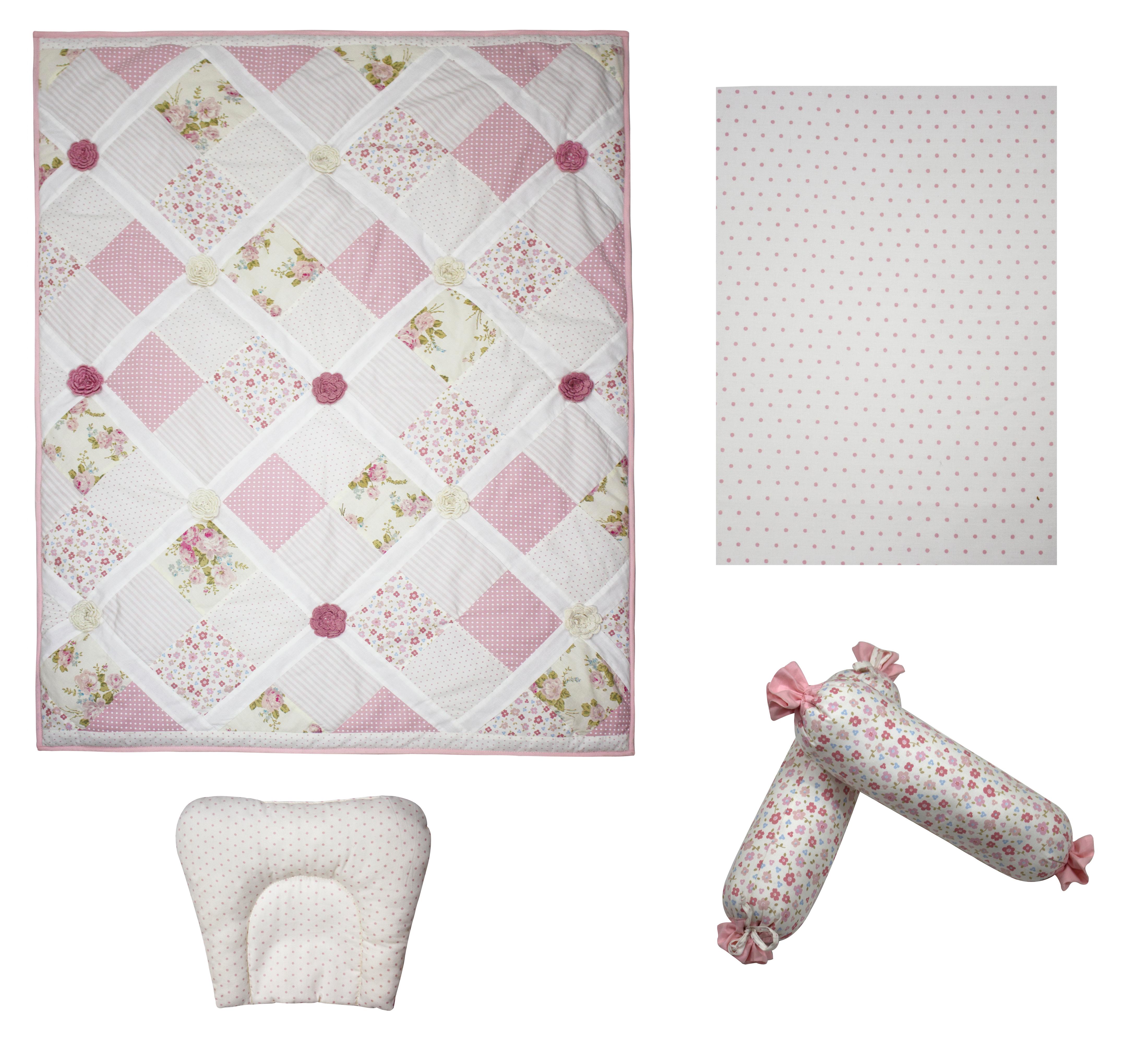 Mothercare | Abracadabra 5 Piece Cot Bedding Set - Vintage Floral