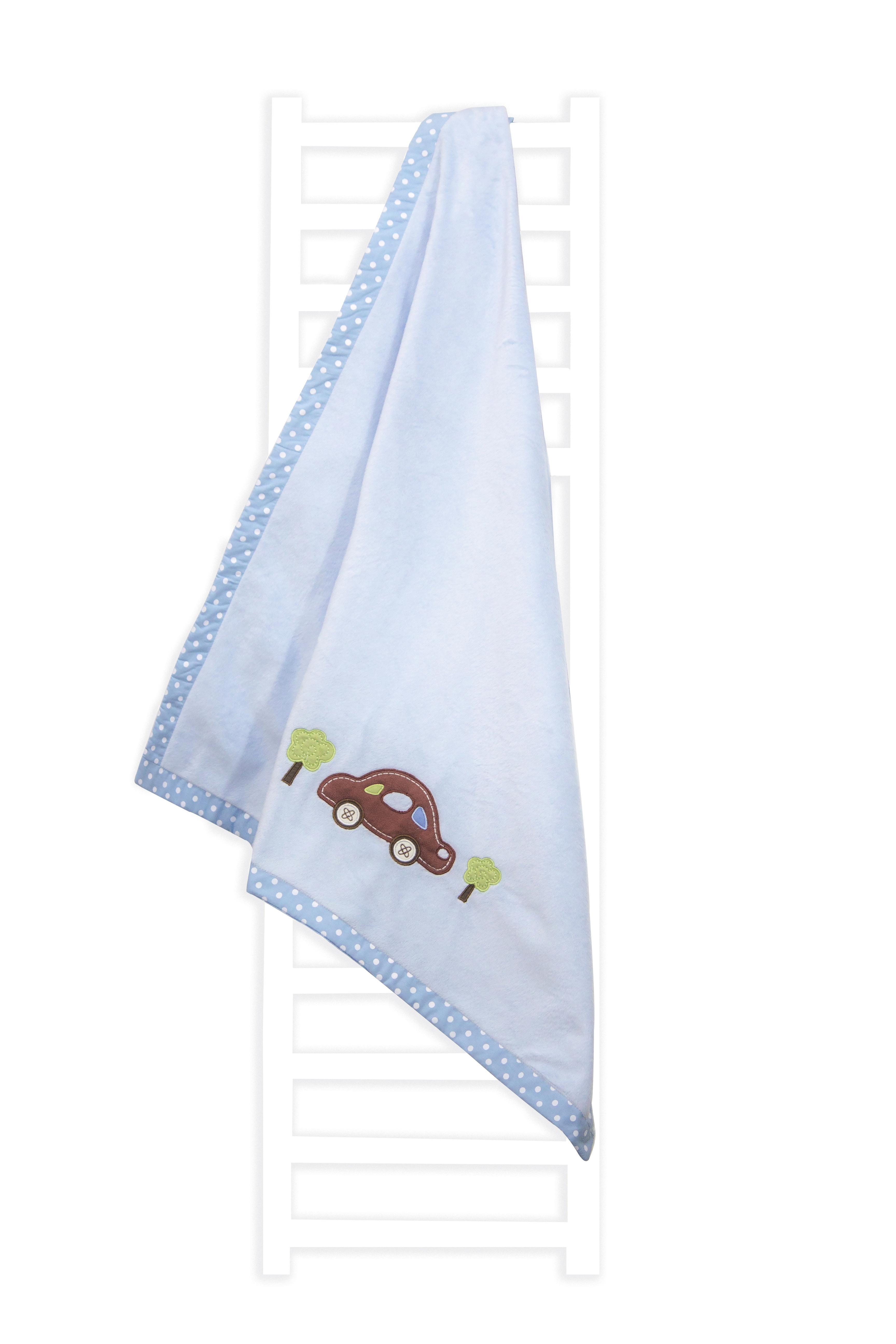Mothercare   Abracadabra Plush Blanket - Transport