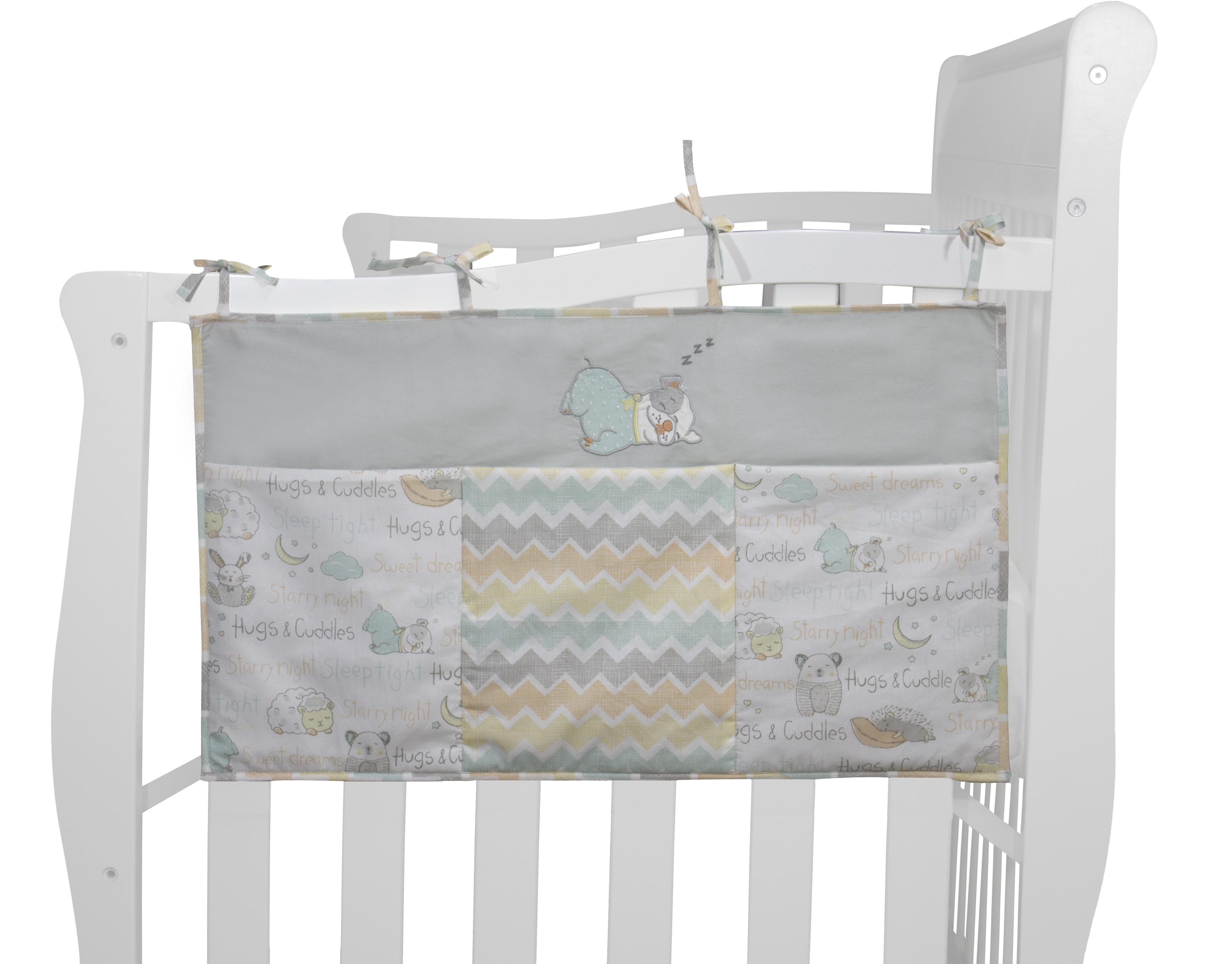 Mothercare   Abracadabra Bed Organiser - Sleepy Friends