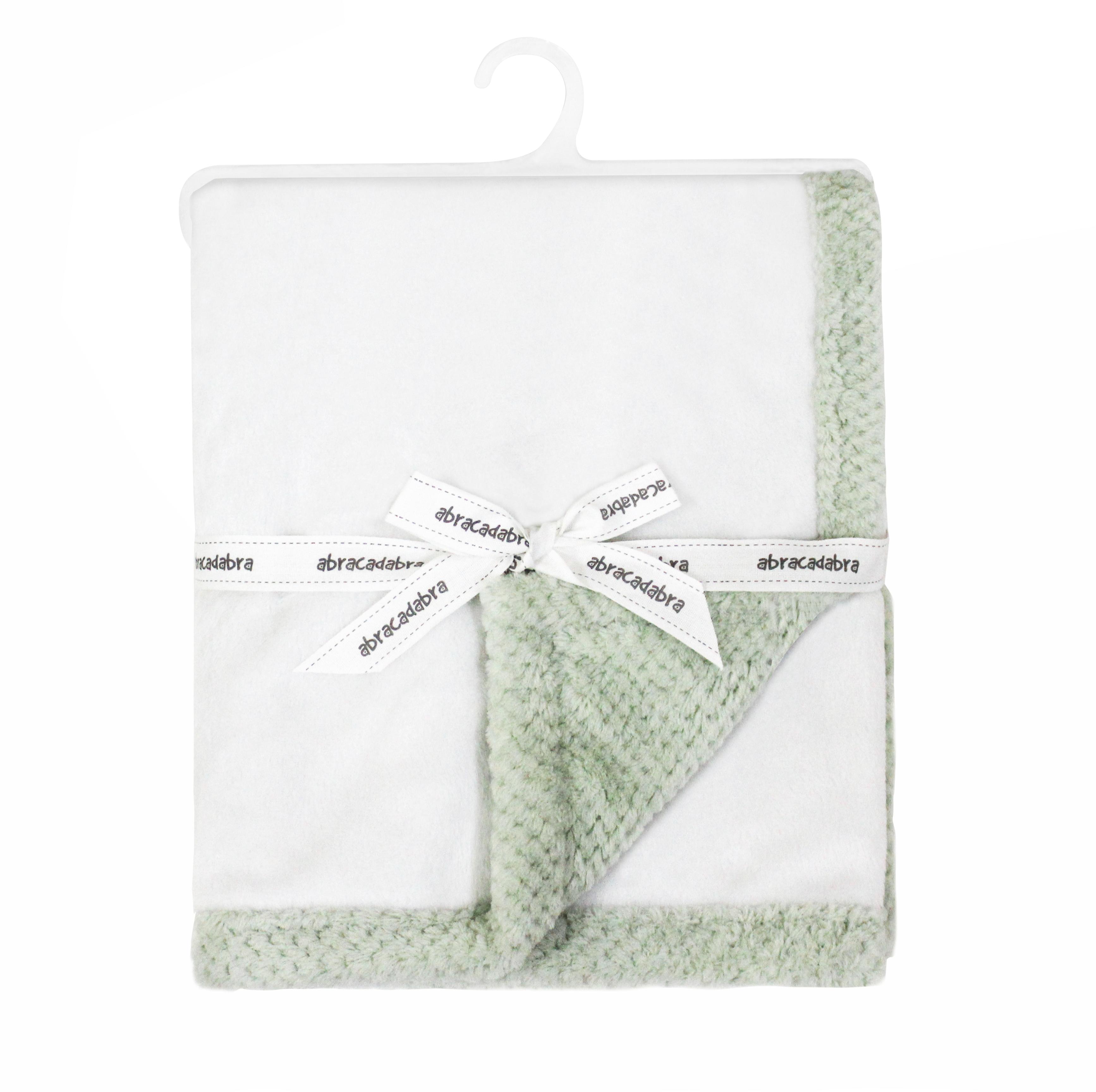 Mothercare | Abracadabra Stroller Blanket - White