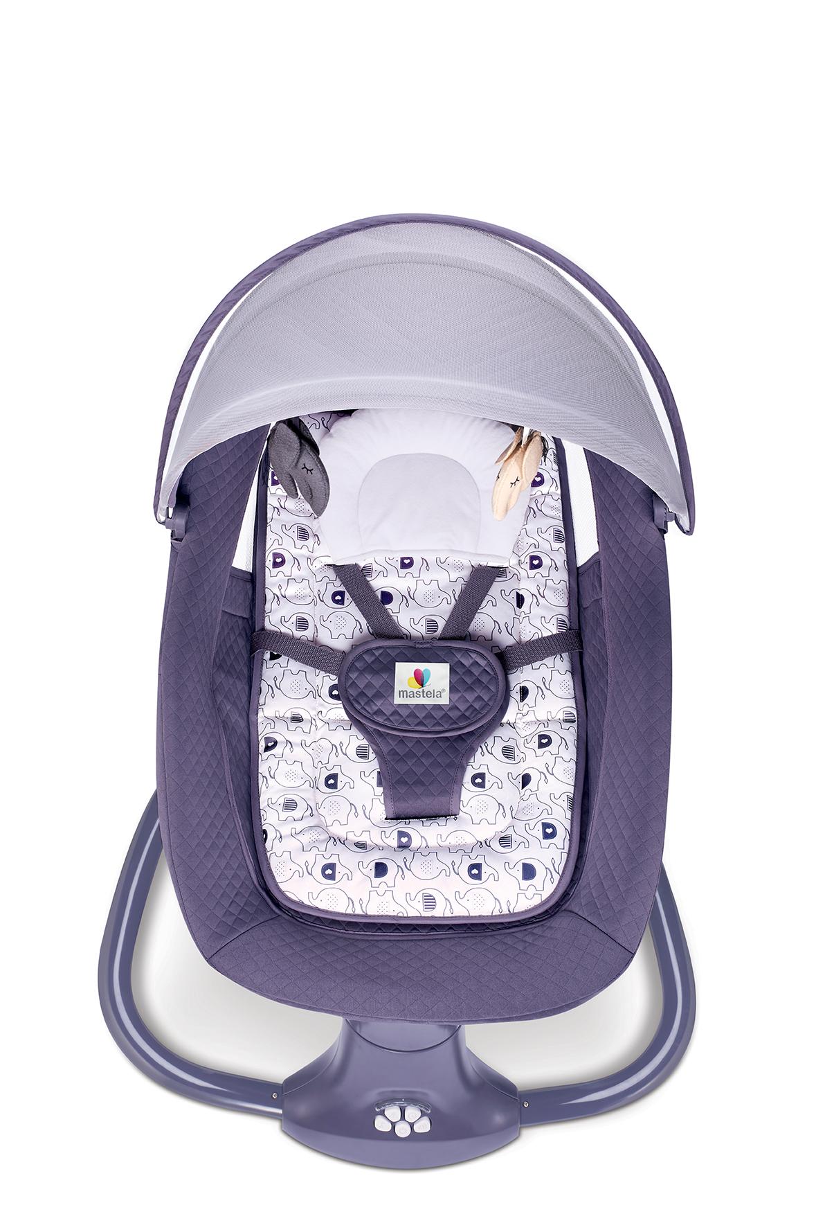 Mothercare | Mastela 3 In1 Swing 8107 Grey