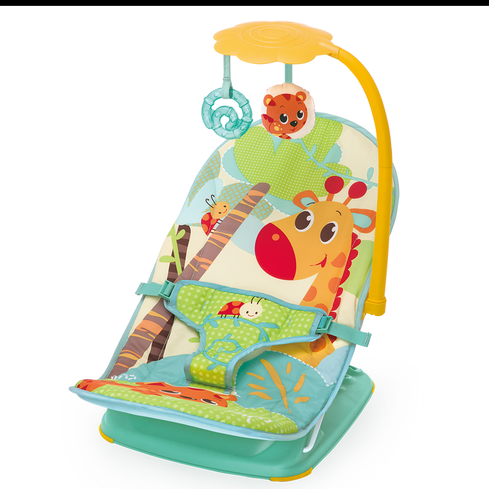 Mothercare | Mastela Fold Up Infant Seat 7221  Pink