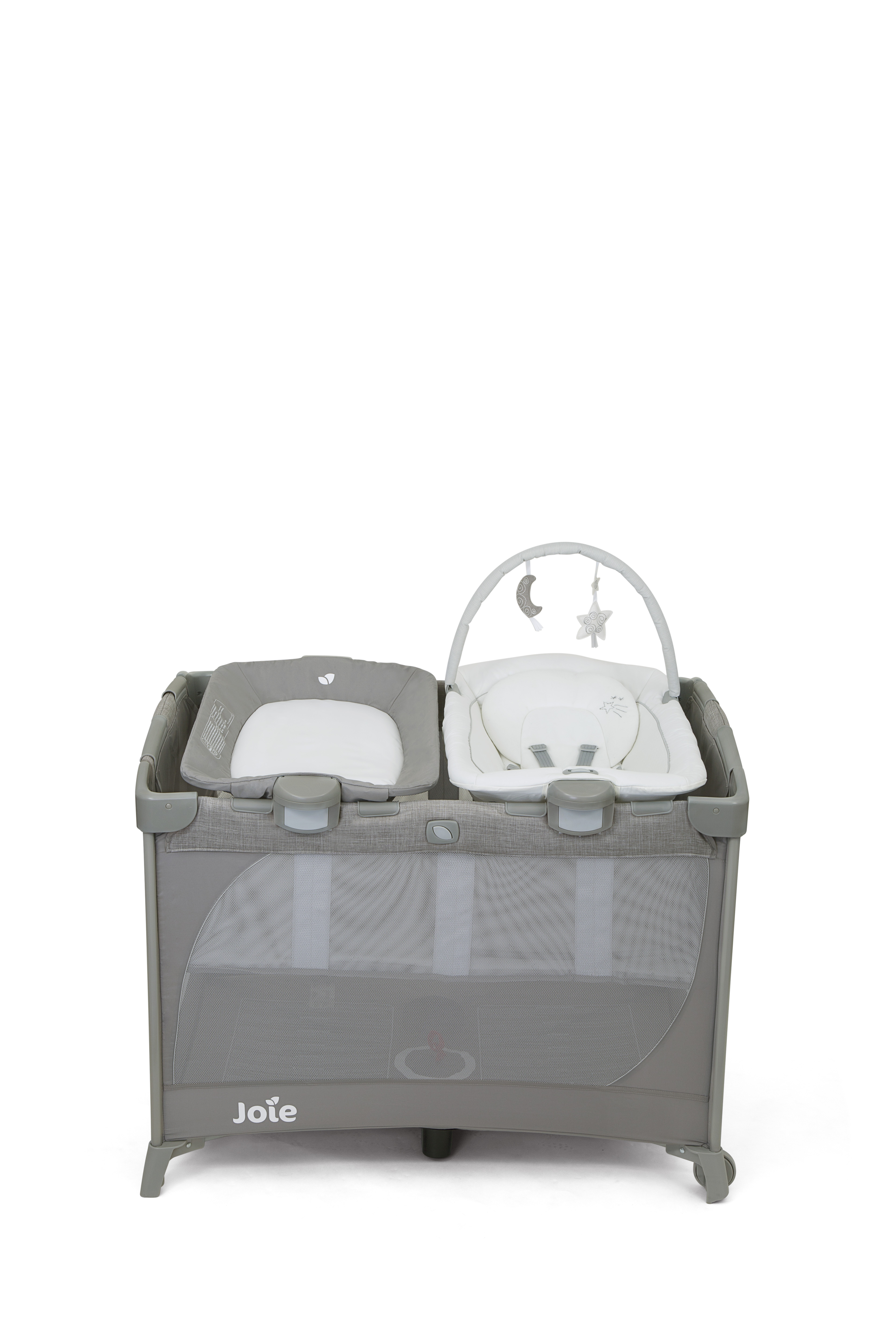 Mothercare | Joie Commuter Change & Bounce Playpen Starry Night