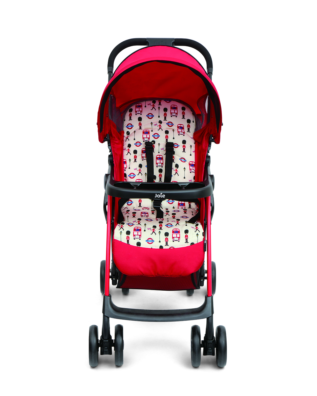 Mothercare   Joie Aire Lite Stroller Soldier Red