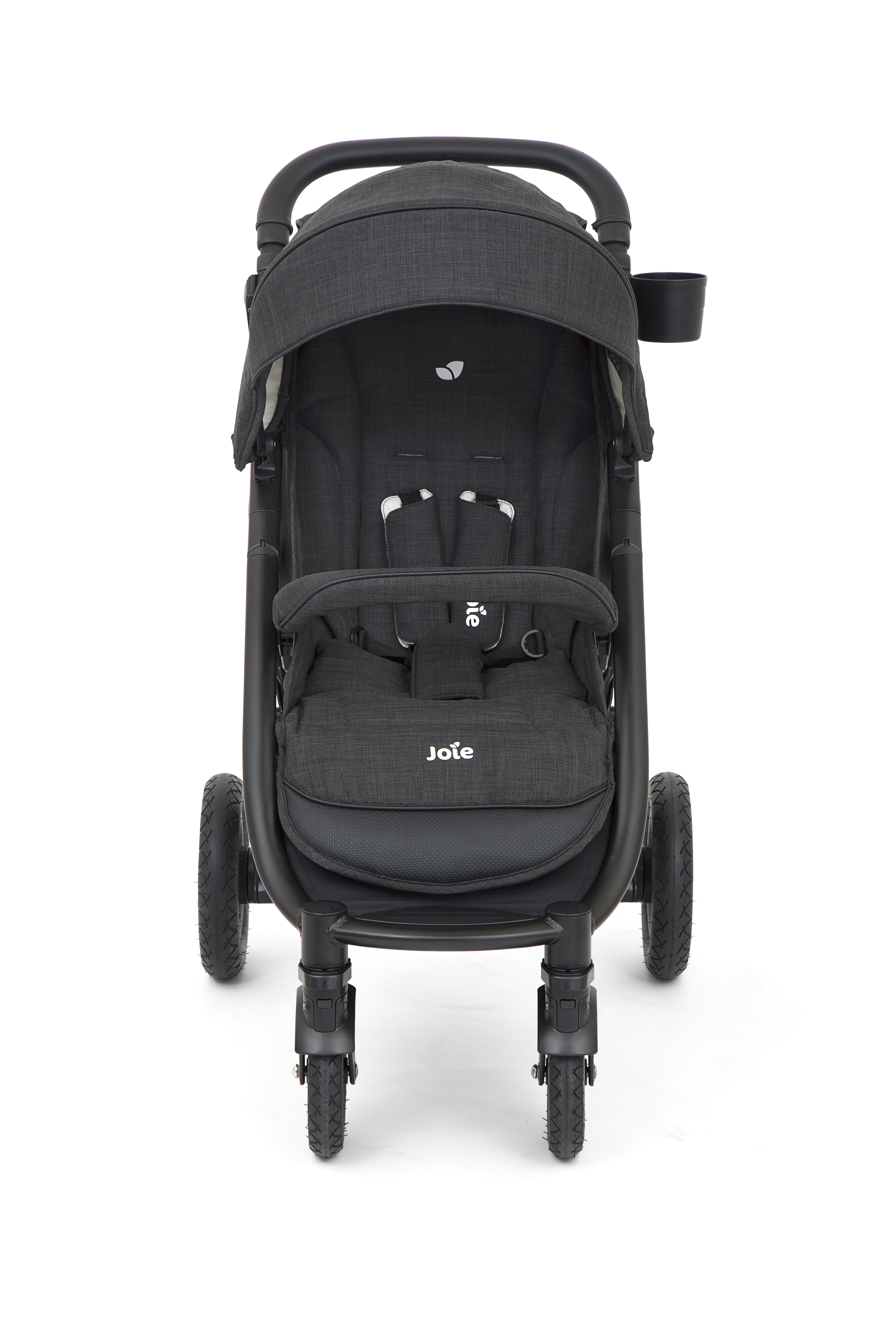 Mothercare   Joie Mytrax Stroller Pavement Black