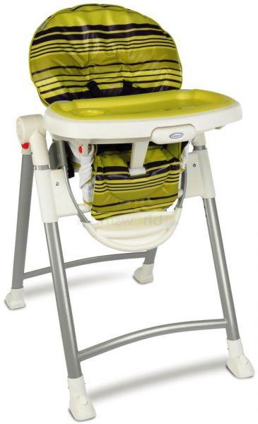 Mothercare | Graco Contempo 1882050 Blackberry Spring Yellow High Chair