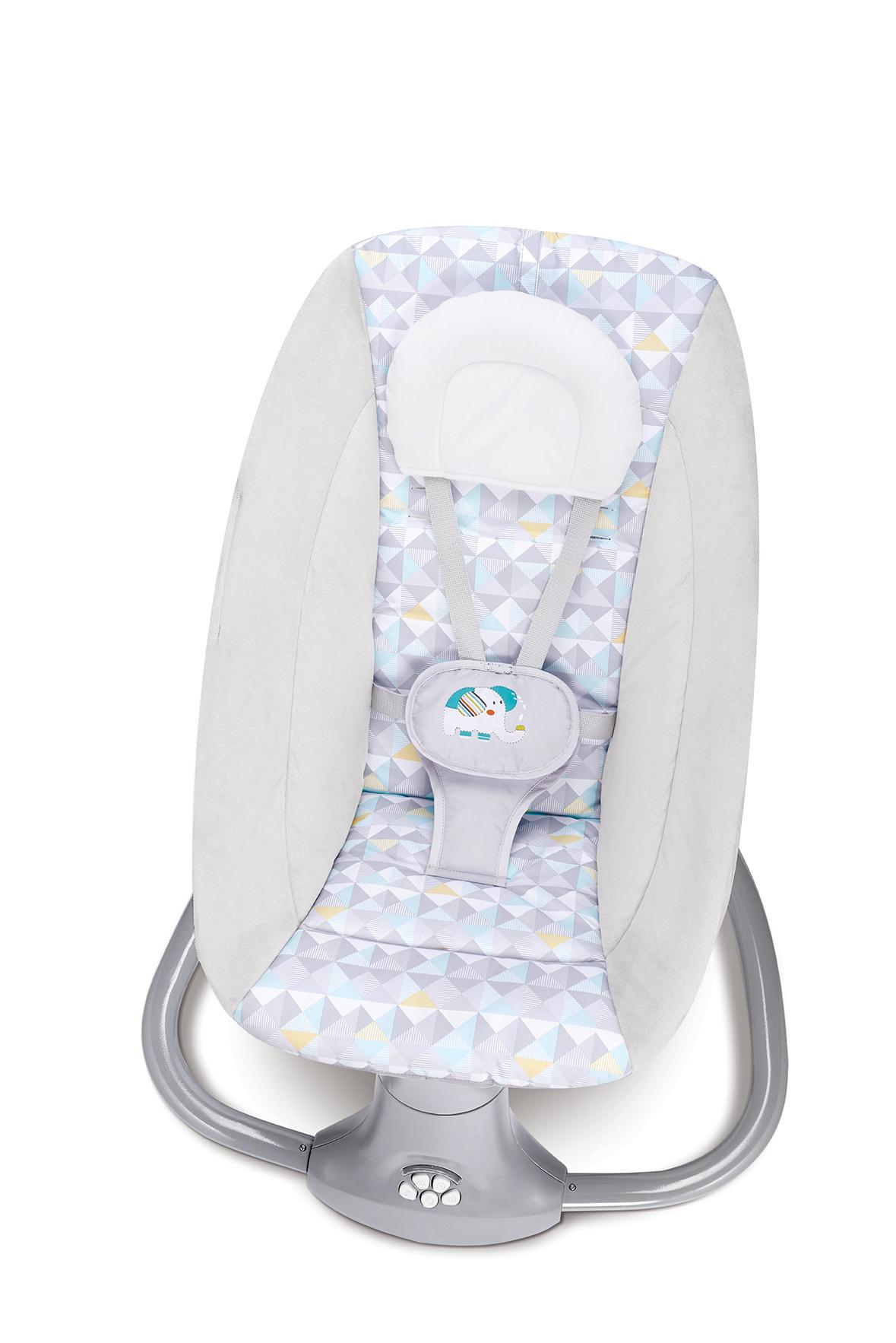 Mothercare | Mastela 3 In1 Swing 8102 Lt.Grey