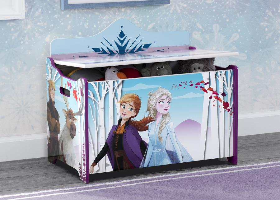 Mothercare | Delta Children Disney Frozen II  Deluxe Toy Box